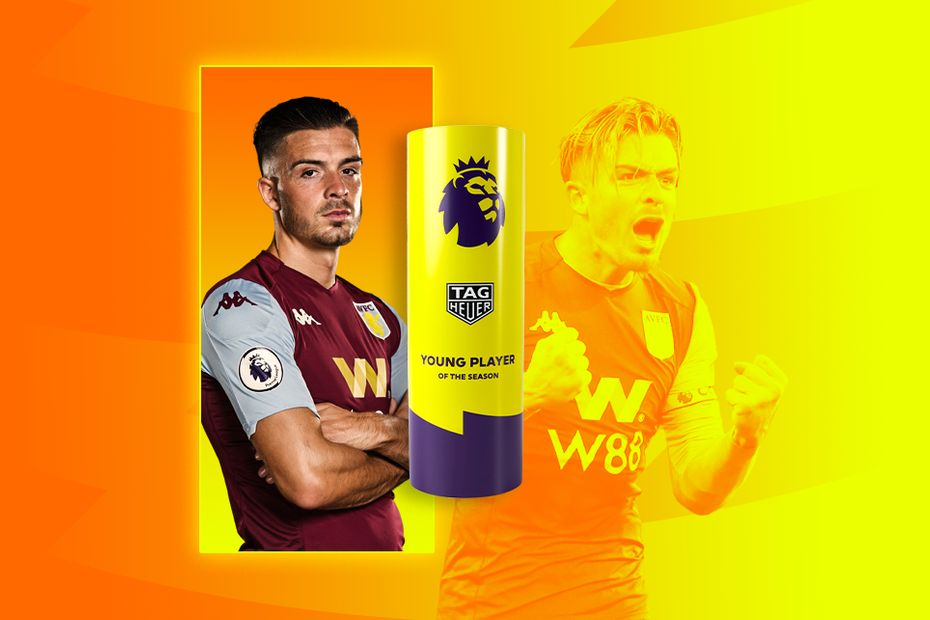 TAG Heuer Young Player of the Season nominee: Jack Grealish