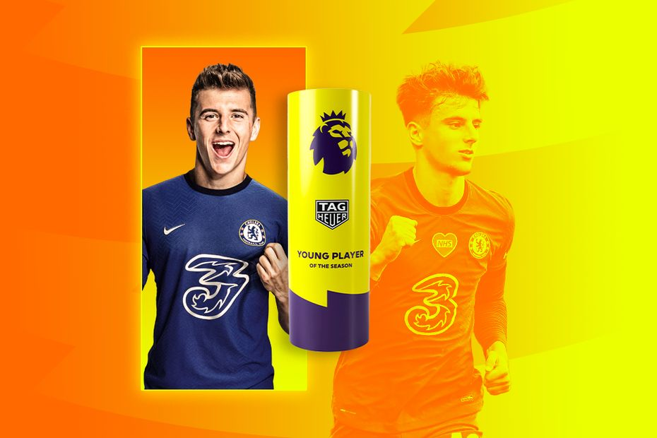 TAG Heuer Young Player of the Season nominee: Mason Mount
