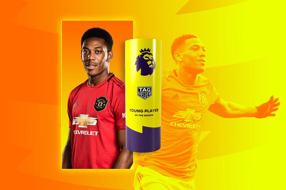 TAG Heuer Young Player of the Season nominee: Anthony Martial