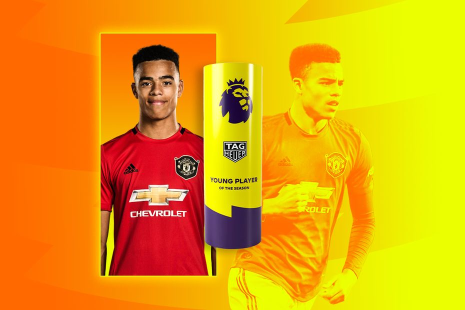 TAG Heuer Young Player of the Season nominee: Mason Greenwood