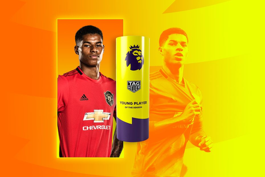 TAG Heuer Young Player of the Season nominee: Marcus Rashford