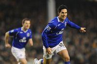 Goal of the day: Arteta's amazing free-kick
