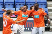 On this day - 14 Aug 2010: Wigan 0-4 Blackpool