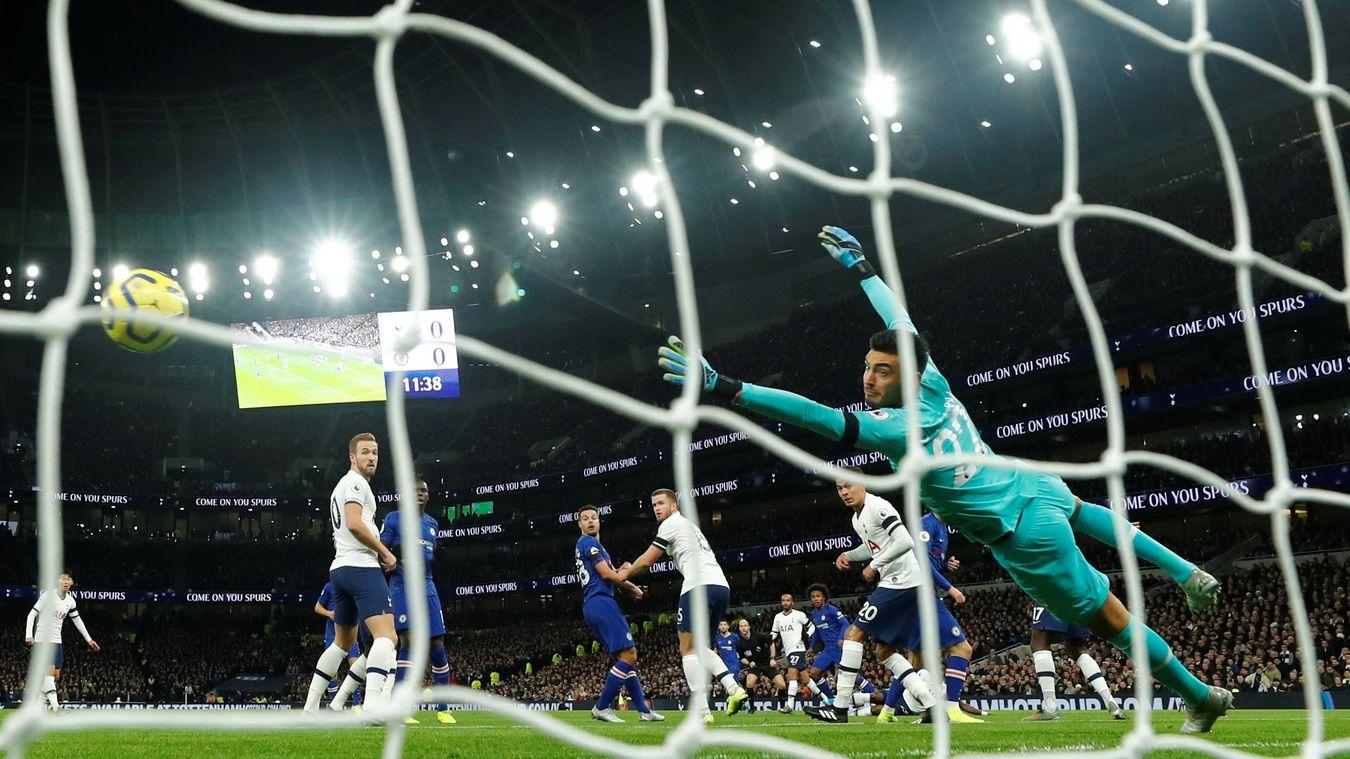 Willian, Chelsea goal in 2019/20