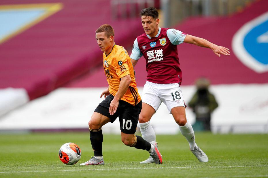 Daniel Podence, Wolverhampton Wanderers