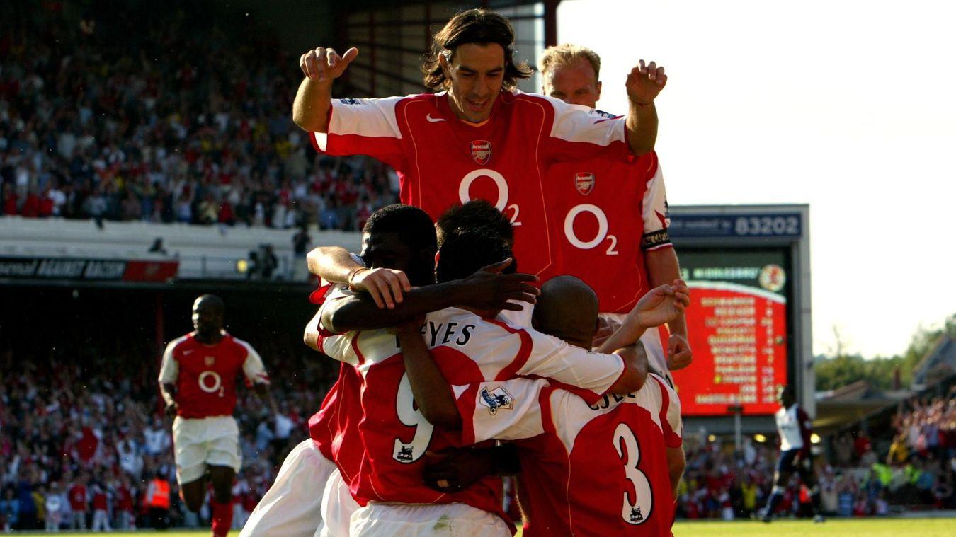 Arsenal 5-3 Middlesbrough