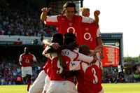 On this day in 2004: Arsenal 5-3 Middlesbrough