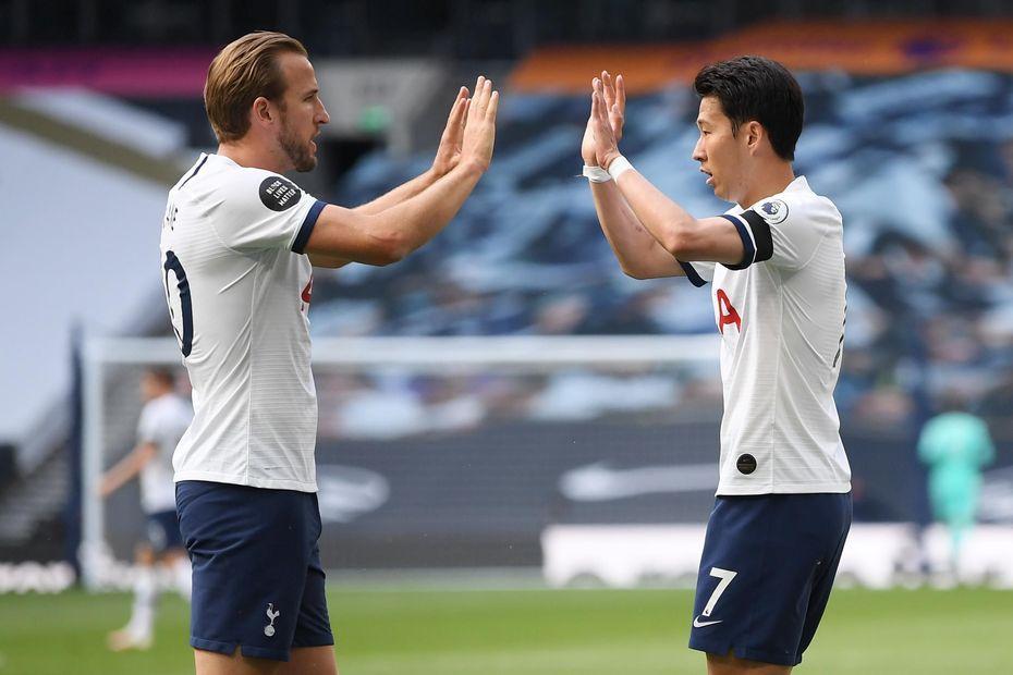 Kane and Son, Tottenham Hotspur