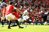 Flashback: Palace claim first PL win over Man Utd