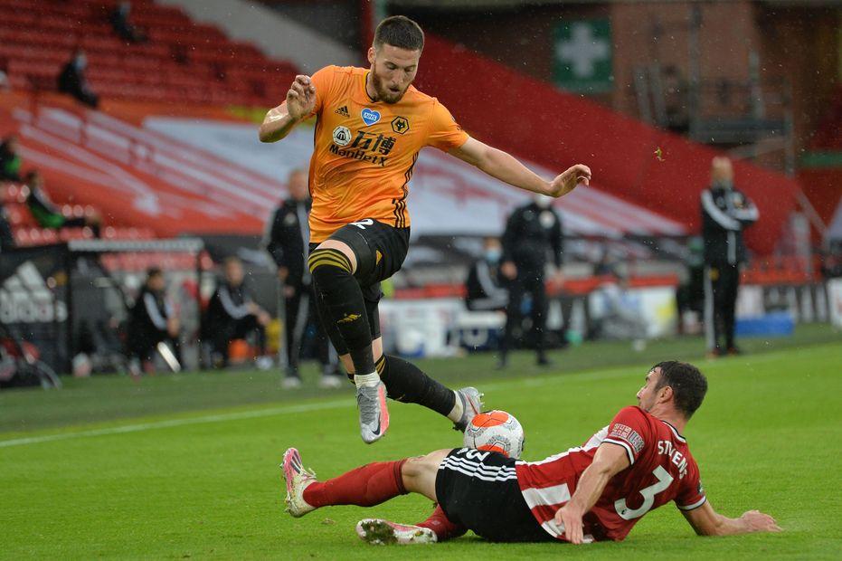 Sheffield United v Wolves