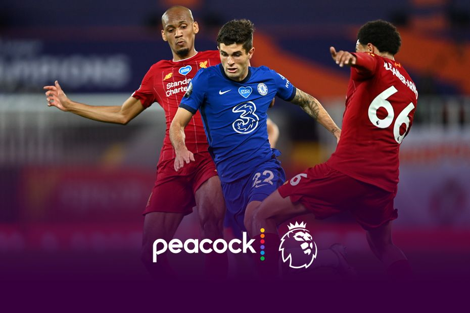 Peacock To Offer 175 Pl Matches In 2020 21