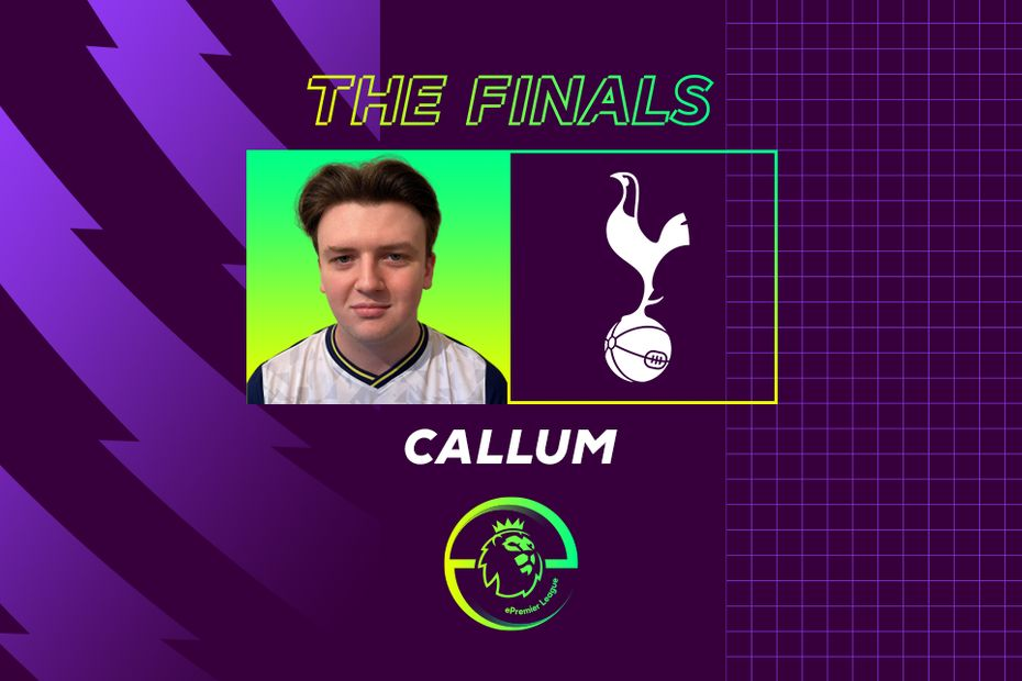 ePL 2020 finalist Callum