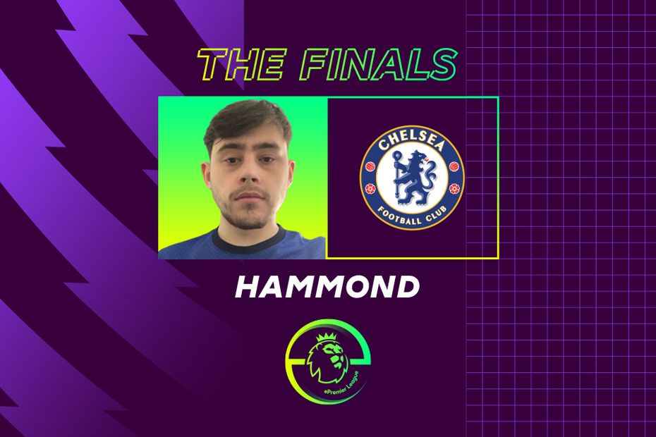 ePL 2020 finalist Hammond