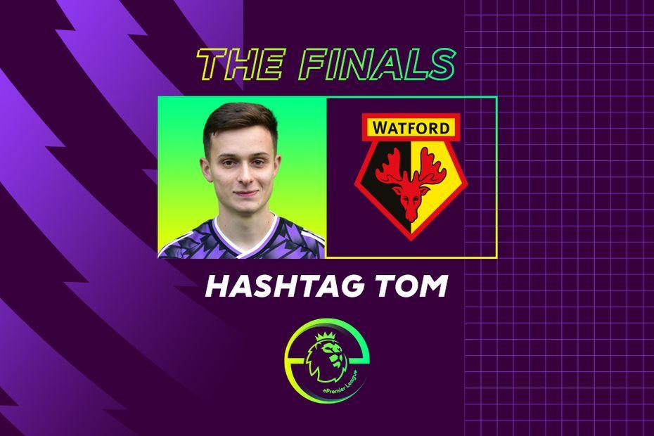 ePL 2020 finalist Hashtag Tom