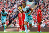Flashback: Lanzini stars in West Ham's first Anfield win