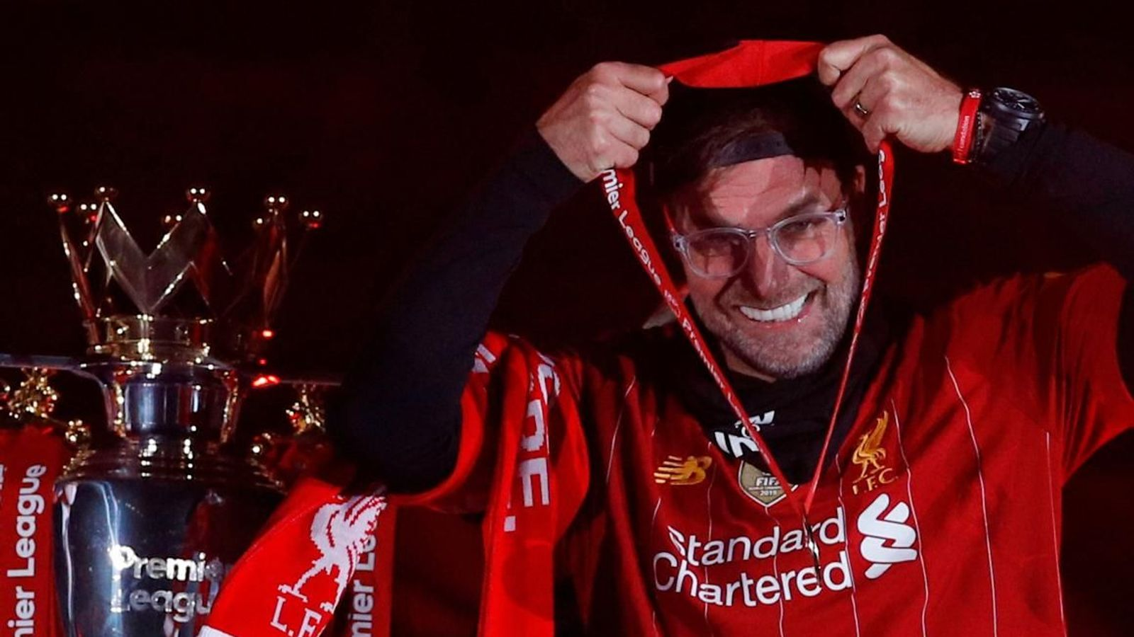 Klopp: Winning Premier League the best year of our life