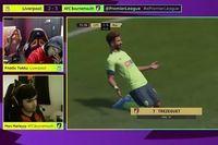 Trezeguet strikes to knock Liverpool's Tekkz out of ePL