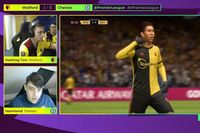 Firmino helps Watford's Hashtag Tom win PS4 final