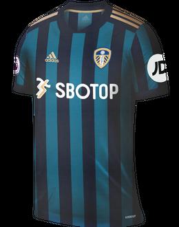 Leeds away shirt, 2020-21