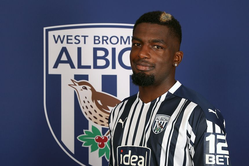 Cedric Kipre joins West Brom