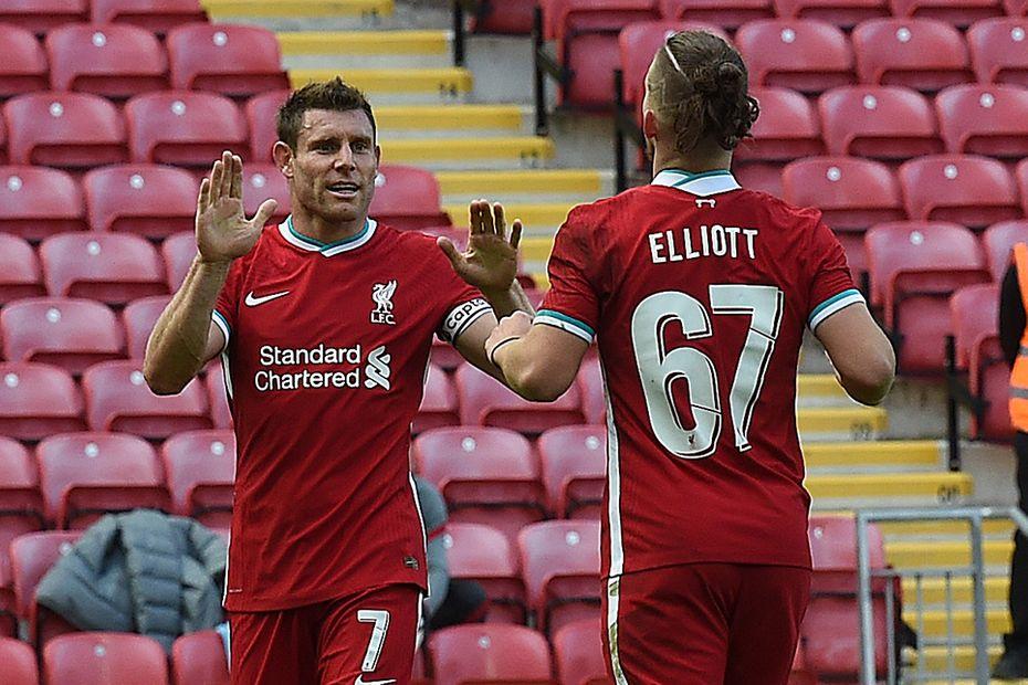 Liverpool v Blackpool