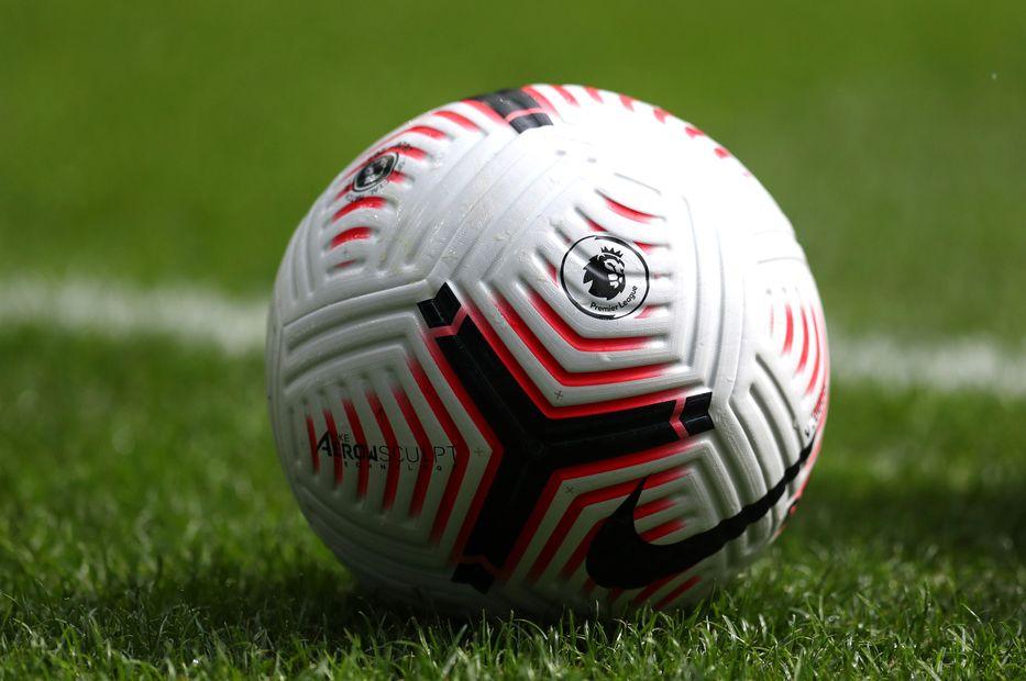 Premier League ball 202021 training