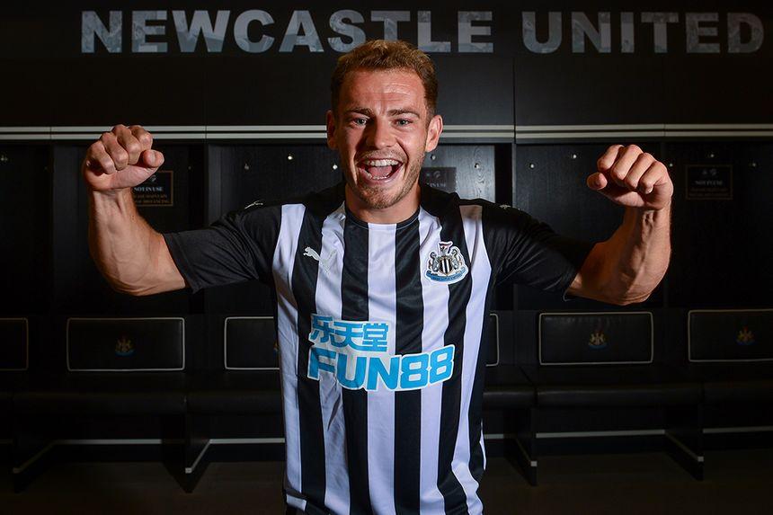 Ryan Fraser joins Newcastle