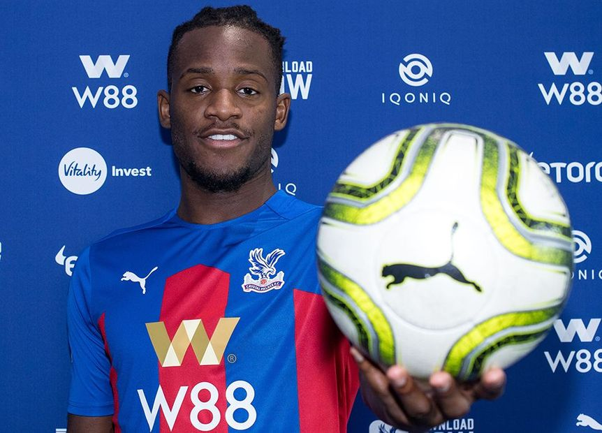Michy Batshuayi, Crystal Palace