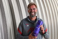 Klopp earns Barclays Manager of the Season award