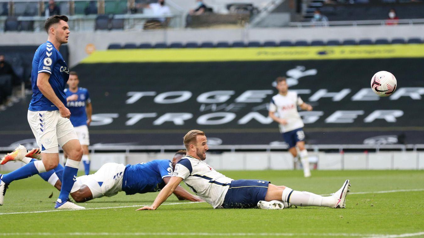 Tottenham Hotspur 0-1 Everton