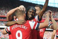 Flashback: Arsenal 6-1 Southampton