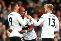 Goal of the day: Babel's rocket for Fulham