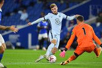 Wright: Werner will score a lot of goals here