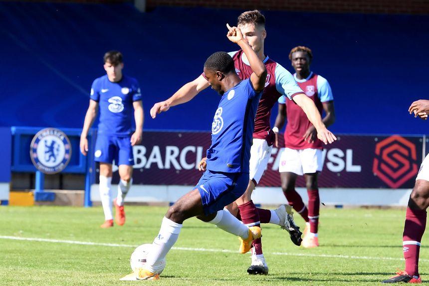 Chelsea 1-0 West Ham, PL2