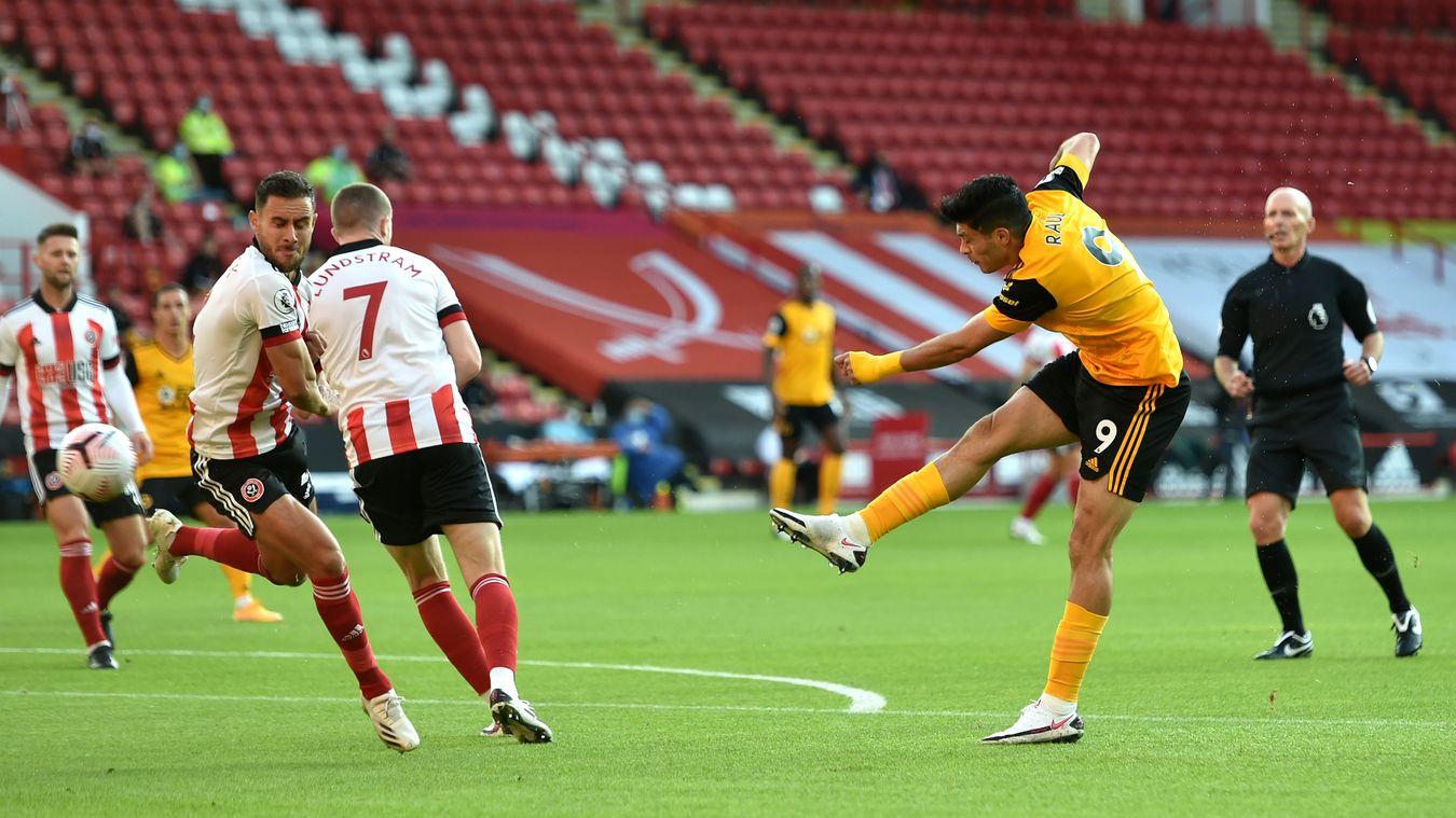 Sheffield United 0-2 Wolverhampton Wanderers