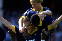 Goal of the day: Holdsworth's scissor kick against Spurs
