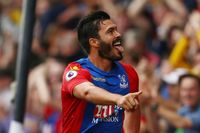 On this day - 18 Sep 2016: Crystal Palace 4-1 Stoke