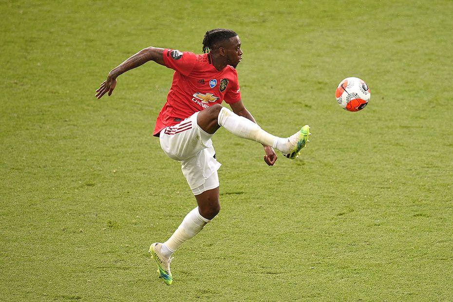 Aaron Wan-Bissaka, Man Utd