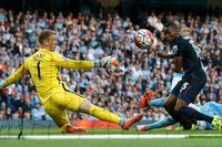 On this day - 19 Sep 2015: Man City 1-2 West Ham