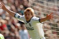 Iconic Moment: Klinsmann hits four as Spurs stay up