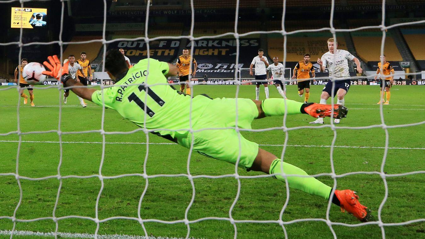 Wolverhampton Wanderers 1-3 Manchester City