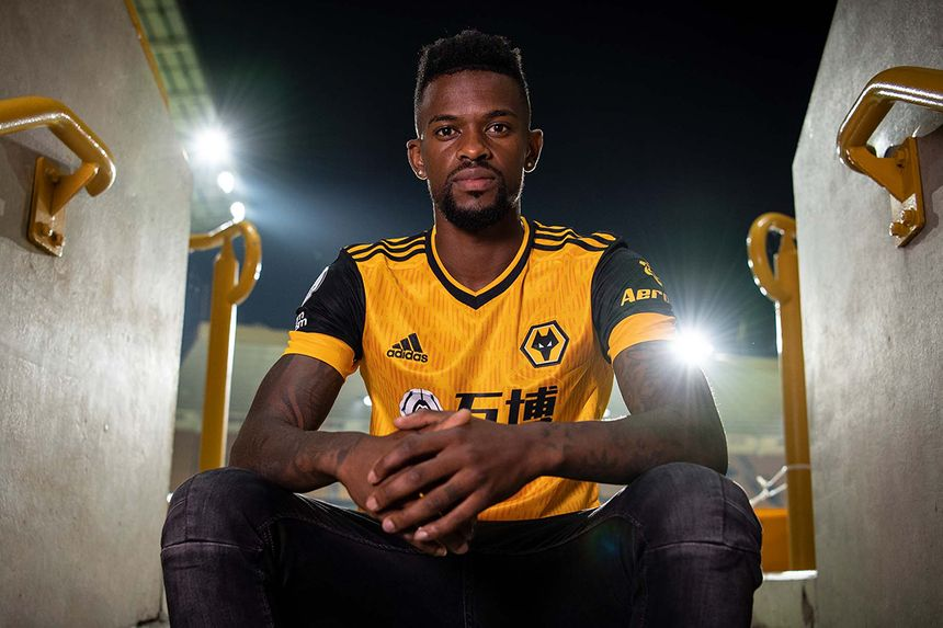 Semedo joins Wolves