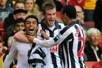 Flashback: West Brom claim thrilling win at Arsenal