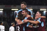 On this day - 26 Sep 2016: Burnley 2-0 Watford