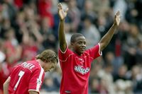 On this day - 27 Sep 2003: Charlton 3-2 Liverpool