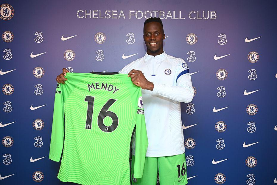 Eduoard Mendy joins Chelsea