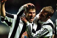 Goal of the day: Lee's long-range Newcastle stunner