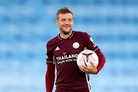 'Vardy's finishing and movement keeps getting better'