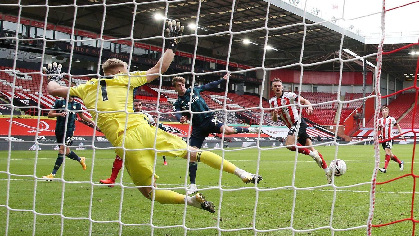 Sheffield United 0-1 Leeds United