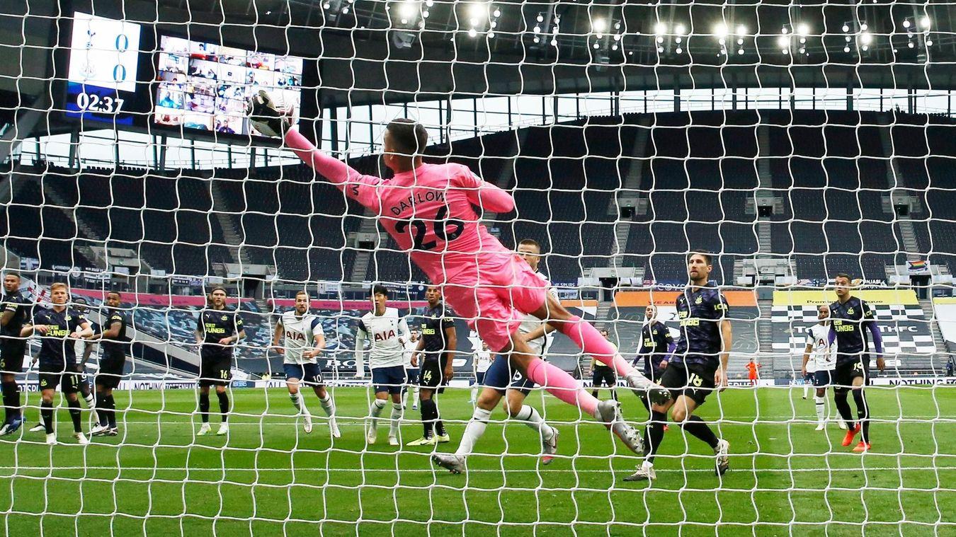 Tottenham Hotspur 1-1 Newcastle United
